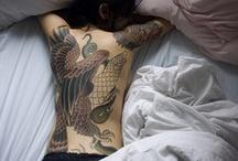 Tats. / by Angela Crisostomo