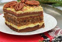 Boże narodzenie-ciasto