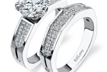 Dramatic Bride  / by Unique Engagement Rings - Rings4love.com