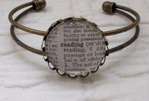 bookish jewelry