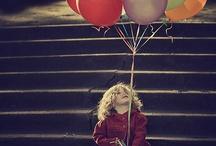 Photos: Balloons! / by Keri Comeroski