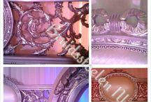 bruidsbank zilver / mooie romantische moderne en toch klassieke bruidsbank voor verlovingen en bruiloften