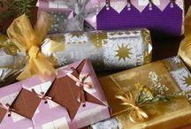 Balení dárků / Jak zabalit dárek