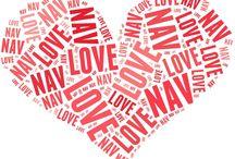I LOVE NAV / azt mondják változtass a hozzáállásodon, és a világ is megváltozik...  ~ ~ ~ akkor én most elkezdem ~ ~ ~