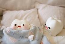 Nagyon aranyos kis fogacskák
