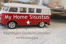 My Home Sisustus-verkkokauppa