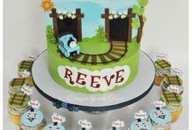 Sienna bday cake
