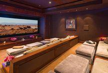 Theatres/Media Rooms