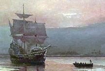 Mayflower Ancestry / by Annette Armstrong Berksan