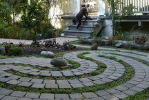 Gardenpaths and patios