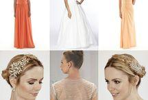 Seasonal Wedding Inspiration / Spring, Summer, Autumn and Winter wedding inspiration