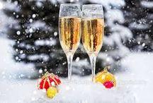 champagne neige