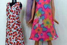 Barbie popklere en huis