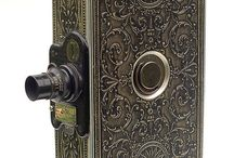 Steampunk camera / Camera that is styled for steampunk or could fit in that style