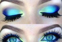 Make-up fabulosos !! / Maquillajes