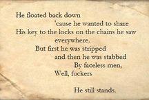 Lyrics sentences