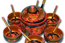 Russian FOOD/culture/crafts / by Roza Vickers