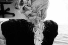 hair styles / by Jannah Bond