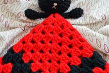 Crochet - Baby loveys