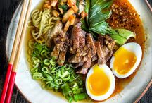 Ramen, Get in My Belly / Everything ramen, except the instant kind