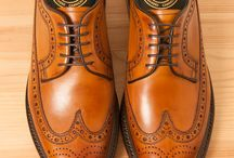 Robinson's Irish Brogues / Undoubtedly the Flagship of the Robinson Fleet.  The Presidential Collection
