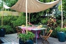 Use for bamboo poles