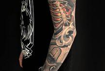 Anton Gusarov, BLACKOUT tattoo collective
