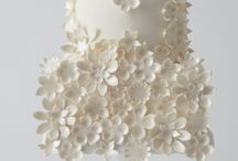 White Wedding Cake Ideas