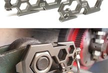 steel, gears etc