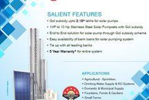 CRI Solar Pumps