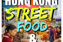 Hong Kong Food & Travel