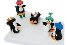Penguins of course
