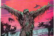 For the Love of Comics / Swamp thing,