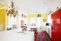 Fabulous Furniture, Fabrics, & Decor Ideas from the Eclectic Domestic / Decorating tips, refurbishing, reupholstering, fabrics, eclectic color palettes, & just a plain ole great board to start dreaming of what YOUR SENSE of a perfect home is- even if it's a tad quirky, yet sophisticated! Don't be afraid to mix & match styles that make YOU happy! Enjoy my finds & please feel free to comment & add suggestions to my pins.  / by Eclectic Domestic ~ Caren Berry
