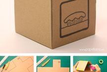 cocinitas de carton