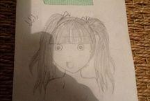 Mes dessins les plus jolies
