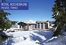 ROYAL ROCHEBRUNE MEGÉVE / Come ski at Megéve and stay at one of the best hotels in The Alps.