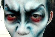 airbrush face