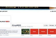 Facebook | Capa / Imagens ou elementos gráficos que sejam marcantes ou que complementem a imagem da empresa/serviço.