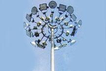 High Mast & Lighting Poles