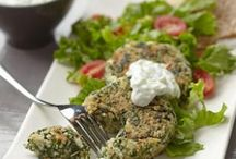 Delicious and meat free / by Ashley Rosenberg