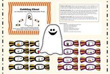 Holiday: Halloween / Speech/Language