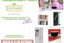 Ofertas Le petit papillon scrap / Aquí podéis ver las promociones de nuestra tienda