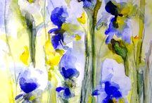 Цветы творчество