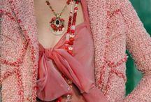 Strawberry, Peach & Coral wardrobe