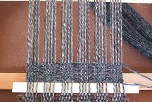 Weaving- rigid heddle