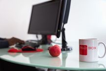 Red Box Web Design Office / Take a look around our space.
