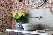Backsplash / by Ann Kenkel Interiors