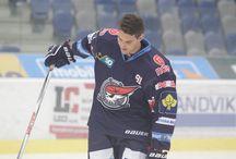 Extraliga - dresy / Czech ice hockey league jerseys