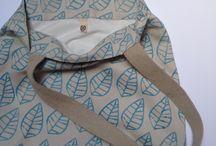 Hepphabit - hepphabit.eu / Hepphabit block printed bags & accessories for women and kids.
